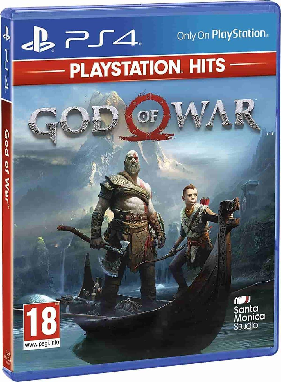 Juego imprescindible ps4: God of War