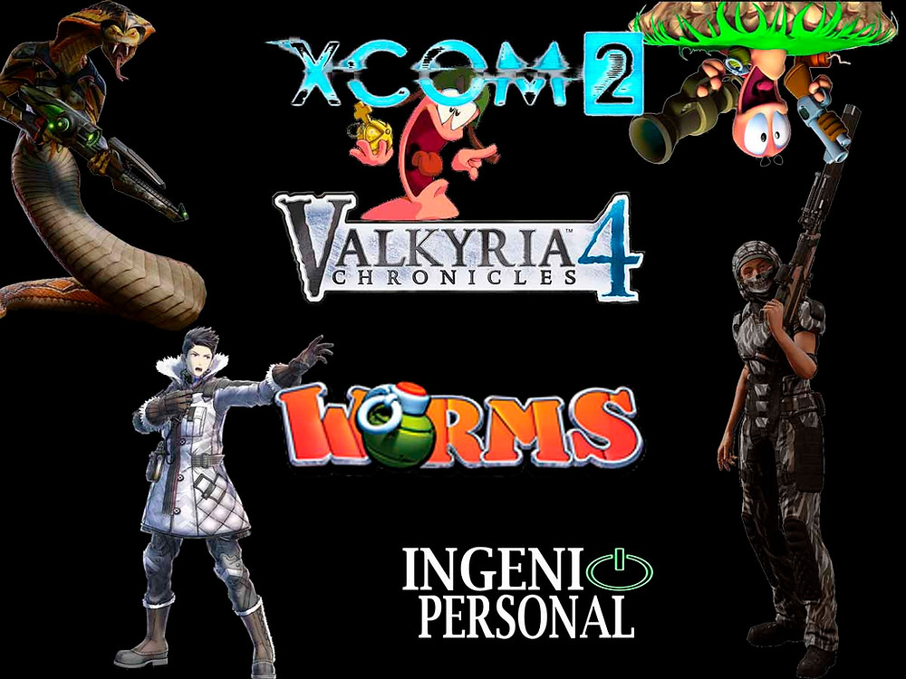 Los mejores juegos de estrategia por turnos para PS4