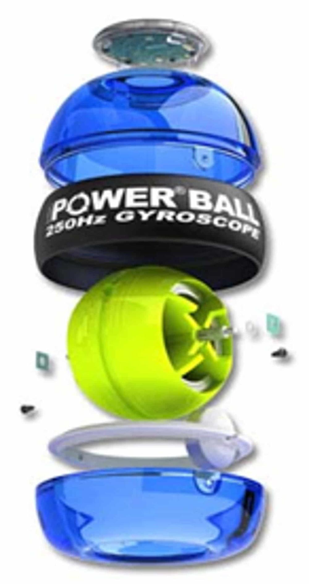 La powerball desde dentro