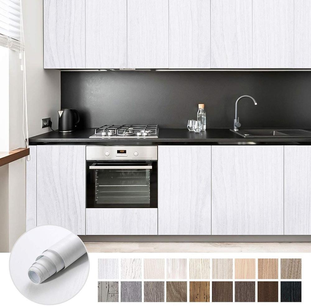 Vinilos para cambiar la estética de la cocina