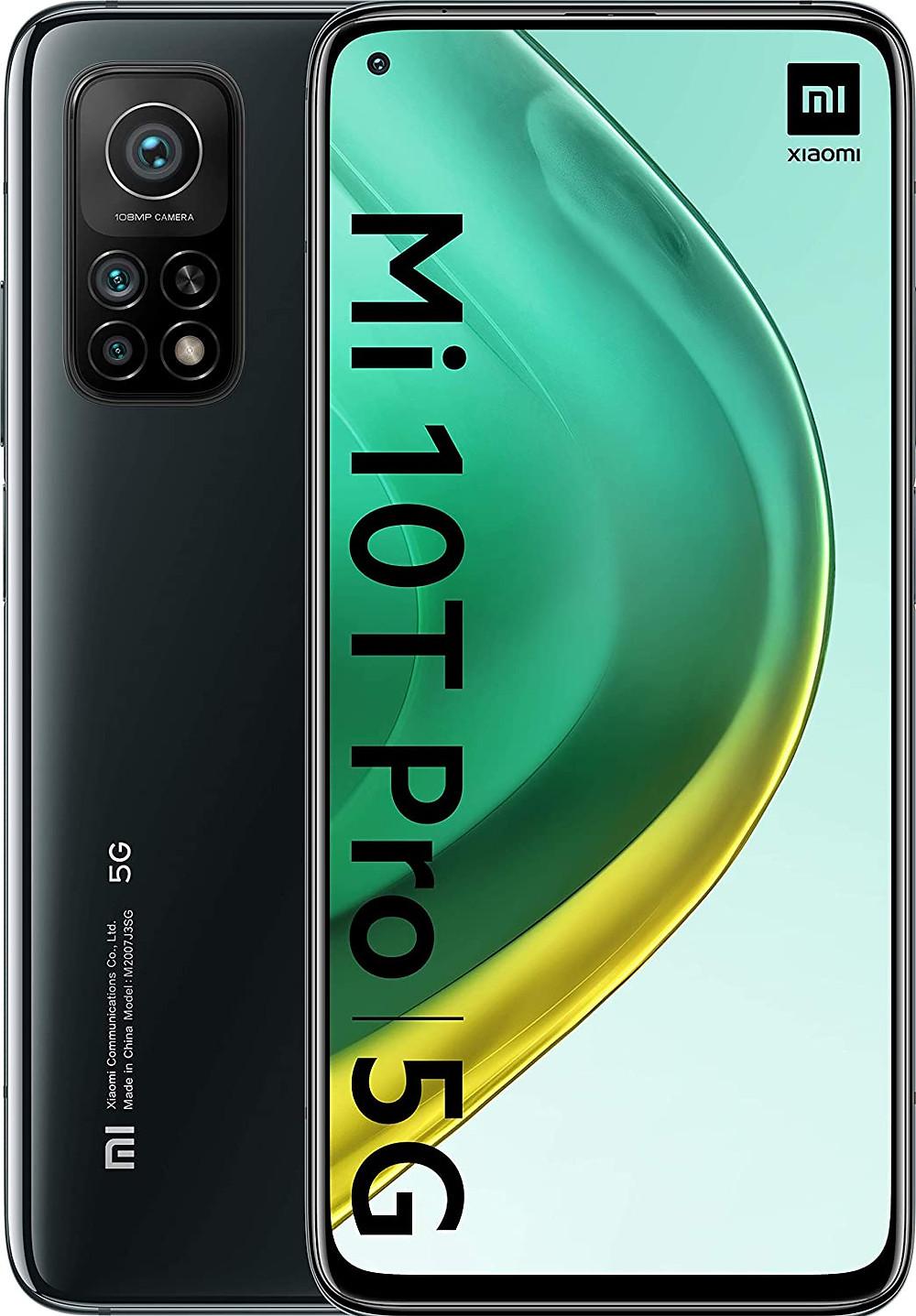 Xiaomi Mi 10T Pro mejor teléfono