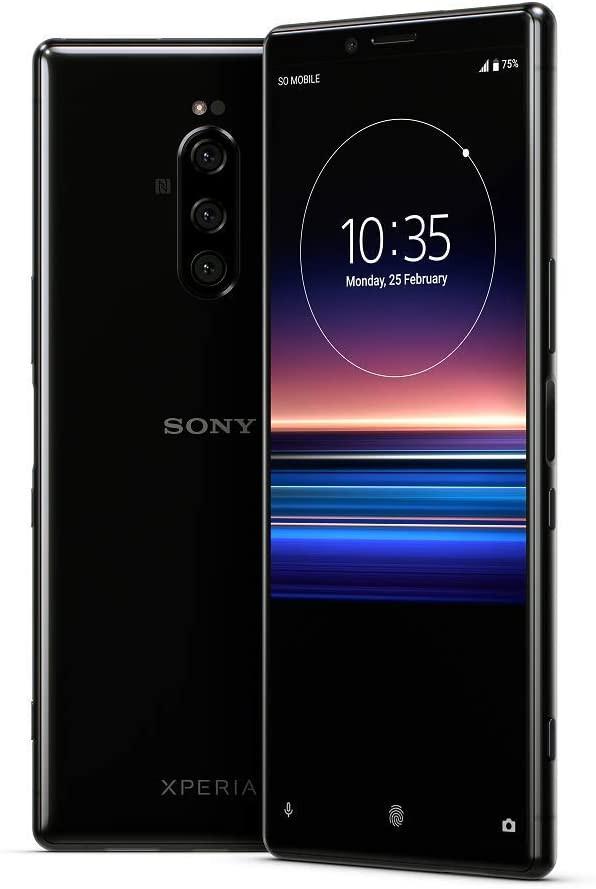 Sony Xperia 1 comparativa de teléfonos