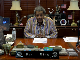 Don King: NOW IS THE TIME