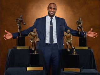 LeBron James goes Hollywood