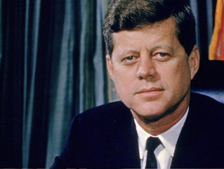 JFK the ever vigilant: The World is Watching us America