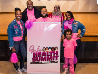 All About Your Health 9th Annual Girls Health Summit