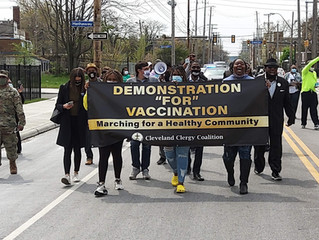 """""""Demonstration for Vaccination"""" March"""