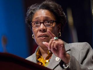 Rep. Marcia Fudge dismisses Donald Trump's pitch to minorities