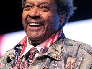 Don King just as great at age 88