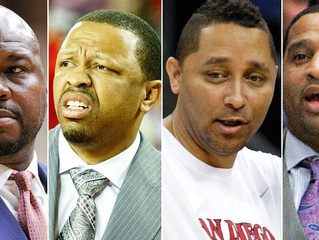 Black coaches scapegoats in FBI probe