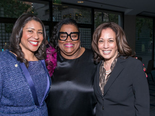 Kamala Harris, London Breed Help Sun Reporter Celebrate 75th Anniversary