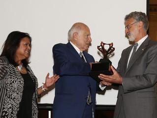 Mayor Jackson Honored
