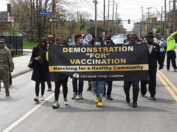 Demonstration For Vaccination