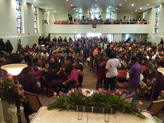 Community joins together for Alianna's final goodbye