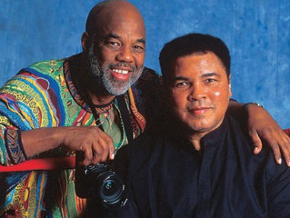 Ali photographer Bingham dies