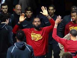 LeBron James Final Goodbye