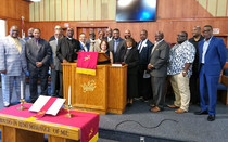 """""""Shocked, Embarrassed, Outraged, Betrayed""""           Pastors Stand Against Negative Campaign"""