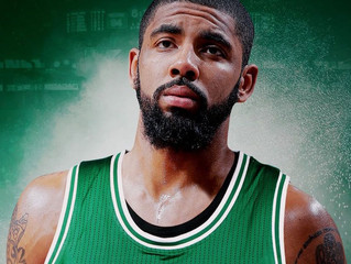 Let's see if Kid Kyrie can win one…on his own