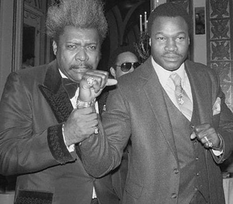 Don King to join Larry Holmes at historical statue unveiling