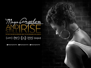 Maya Angelou: And Still I Rise Film Review by Kam Williams