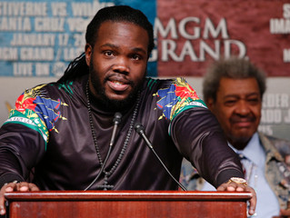 Stiverne and Povetkin to meet for WBC Interim title and shot at Wilder