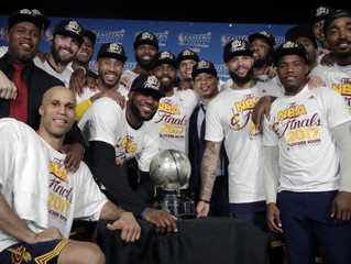 Cavaliers title defense begins in historical trilogy