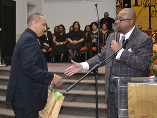 Bethany Baptist joins Imani Temple Ministries for Palm Sunday