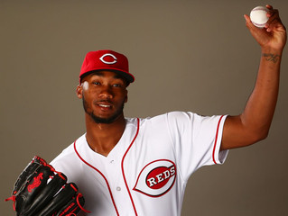 Reds pitcher Amir Garrett, the last of dying breed of African Americans