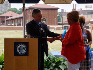 City recognizes 100th anniversary of Garrett A. Morgan's historic rescue