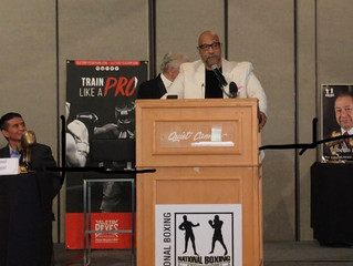 Carl King inducted into National Boxing Hall of Fame