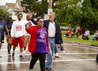 11th Congressional District Labor of Love, Parade