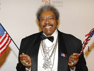 Iconic American Don King Celebrates 84 Years of Life