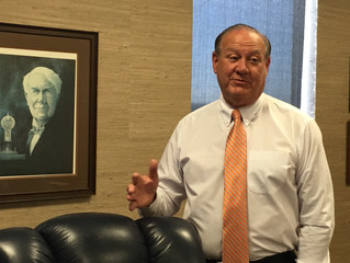 FirstEnergy CEO Chuck Jones fueled to diversify