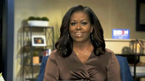 Michelle Obama Speaks at the Virtual 2020 DNC