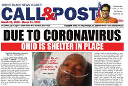 OHIO IS SHELTER IN PLACE