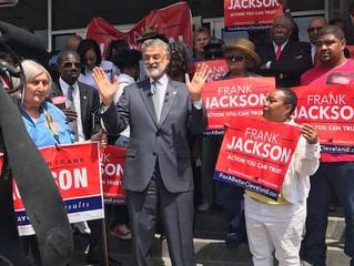 Mayor Jackson's continues unprecedented leadership journey