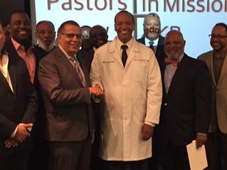 United Pastors support Dr. Modlin