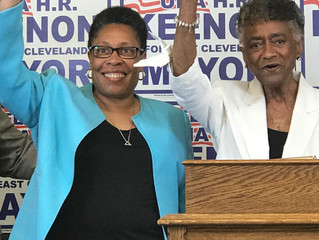 Destiny with History, Rep. Fudge Endorses Keenon