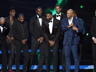 LeBron James, Cleveland Cavaliers clean up at ESPYS