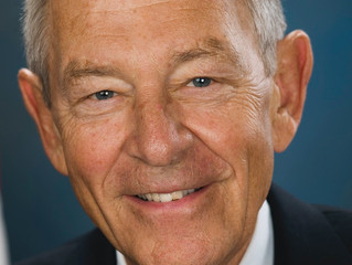 Political Titian George Voinovich dies at age 79
