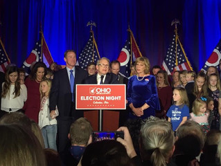 Voters spoke loud and clear for Gov. elect Mike DeWine