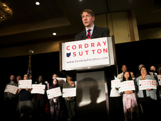 Cordray and DeWine win Primary for Governor
