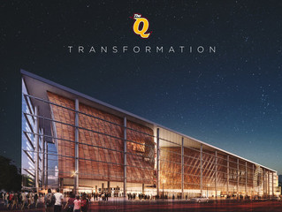 The 'Q' to get $140 million makeover