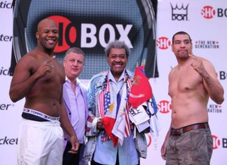Boxing icon Don King rolls out the next great young heavyweight