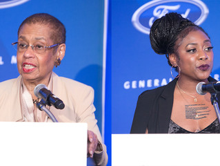 Norton, Garza Receive NNPA Awards at Black Press Week Ceremony