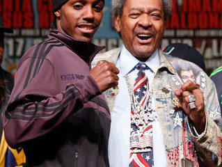 Don King's pugilist Iman goes for WBC title