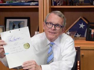 Gov. DeWine signs $69.8 billion state budget