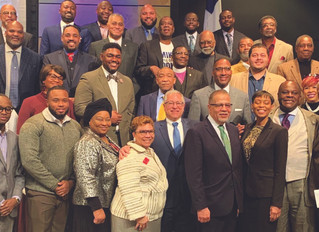 UNITED PASTORS SHIFT IN HIGH GEAR FOR VOTING