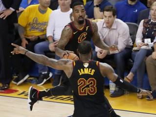 Can JR, Cavs Redeem Themselves?
