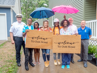 Ply Gem, Habitat for Humanity gifts two homes